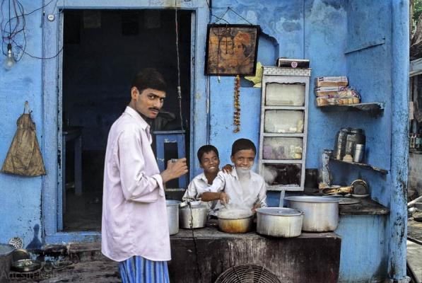 Benares, Uttar Pradesh, India